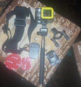 Экшен камера Каркам