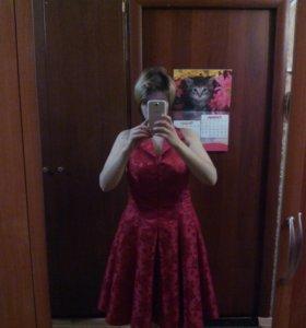 Вечернее платье 48-50 р-р