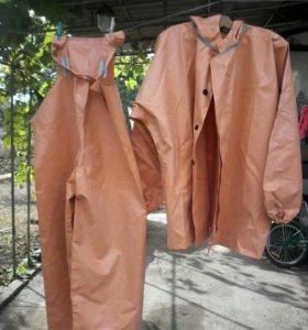 Спец костюм резиновый