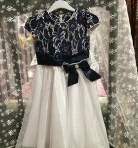 Платье рост 110