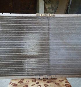 Радиатор на шивроле ланос