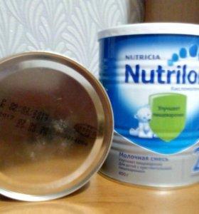 Смесь нутрилон.кисломолочный. с6мес.не открытый