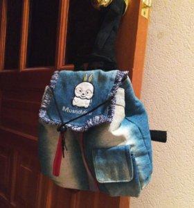 Детский рюкзак 🎒🎒