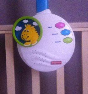 Мобиль-карусель на детскую кроватку