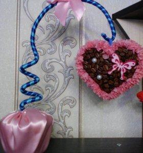 Кофейное сердце
