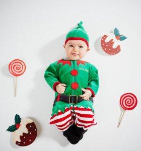 "Новогодний костюм ""Маленький эльф"""