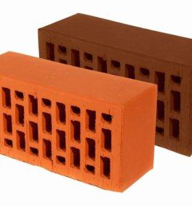 Кирпич, блоки всех видов