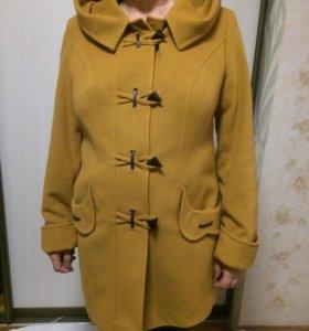 Пальто. Новое. Осень.