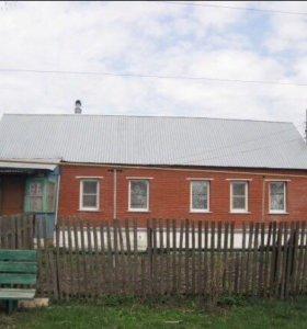 Дом 44 м² на участке 9,5 сот. 180 км от Москвы.