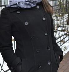 Осеннее пальто-классика