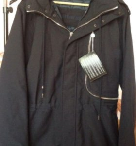 Фирменная мужская куртка 2в1 Bikkembergs