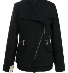 Пальто кашемировое, демисезонное