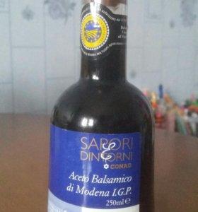 Бальзамический уксус Aceto Balsamico di Modena IGP