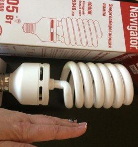 Энергосберегающая лампа 105 вт