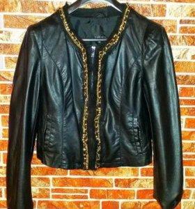 Куртка экокожа (50размер)