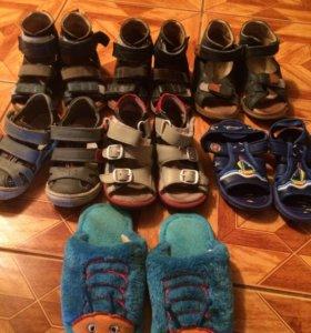 Много обуви! 23,24,25 размер