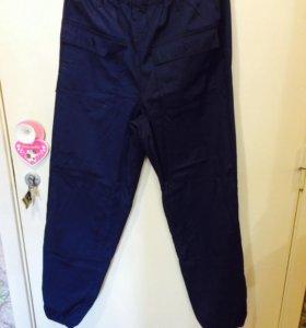 Продам новые штаны мужские,на резинке,спецодежда