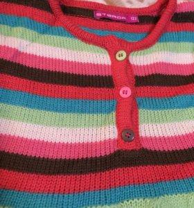вязаное платье,122