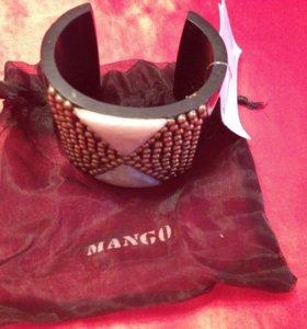 Новый браслет mango