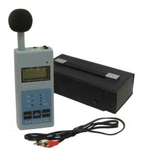 Новый измеритель уровня шума SL-401