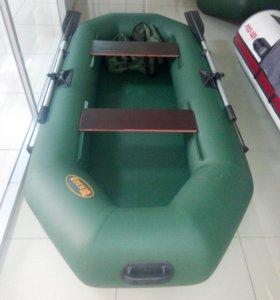 Лодка Инзер 2-240