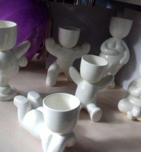 Керамические человечки