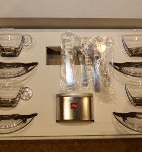 Кофейный набор эксклюзив illy Espresso