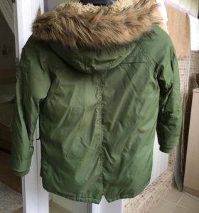 Куртка NEXT на мальчика 134 рост