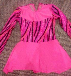 Платье для занятий танцами