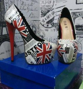 Эффектные туфли + подарок 🎁