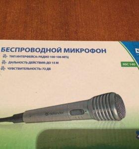 Беспроводной микрофон MIC 140