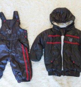 Комплект комбинезон и куртка