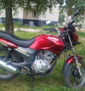 Мотоцикл Jivnshi