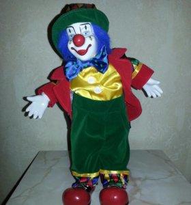"""Музыкальная статуэтка """"Клоун"""""""