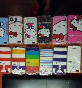 Чехлы iphone 5,5s