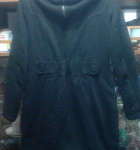 Стильная куртка.зима.