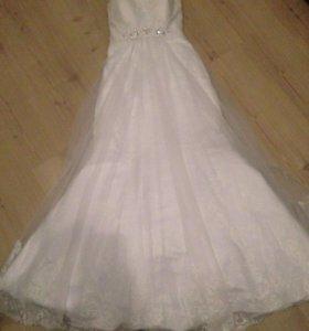 Срочно продам, Платье свадебное !