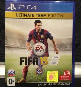 Для PS4 FIFA 15