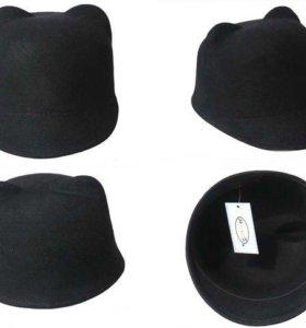 Шляпка с ушками
