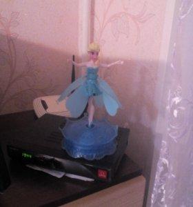 Летающая кукла Эльза из Холодного сердца