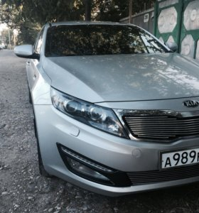 KIA Optima 2,4 AT