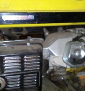 Бензиновый генератор с функцией сварки