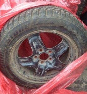 Шины зима Bridgestone
