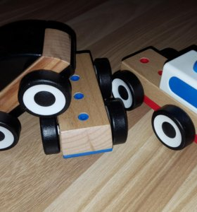 Машинки 3 шт
