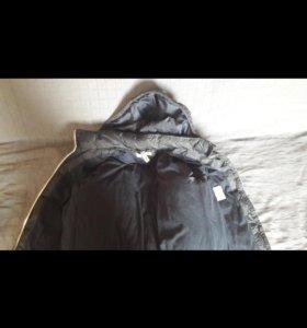 Тёплая куртка 158
