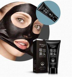 Чёрная маска Bioaqua 60 гр