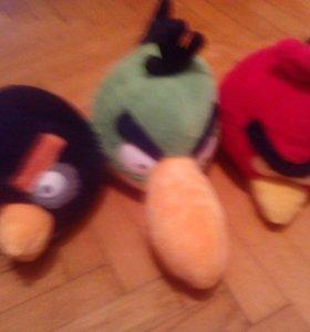 3 птички