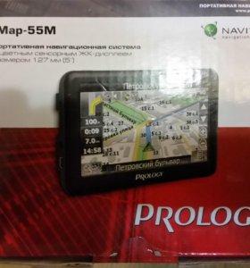 Навигатор PROLOGY iMap - 55M