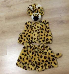 Костюм новогодний Леопард