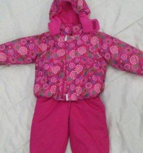 Полукомбинезон и куртка baby Go. Новые!